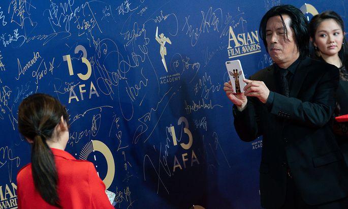 Lee Chang-dong, hier bei den Asian Film Awards, war einst kurz Südkoreas Kulturminister.