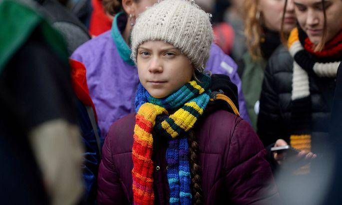 Coronavirus: Greta Thunberg geht von Erkrankung aus