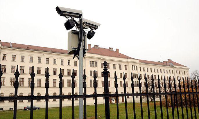 Asyl: Zeltlager für 480 Personen in Traiskirchen