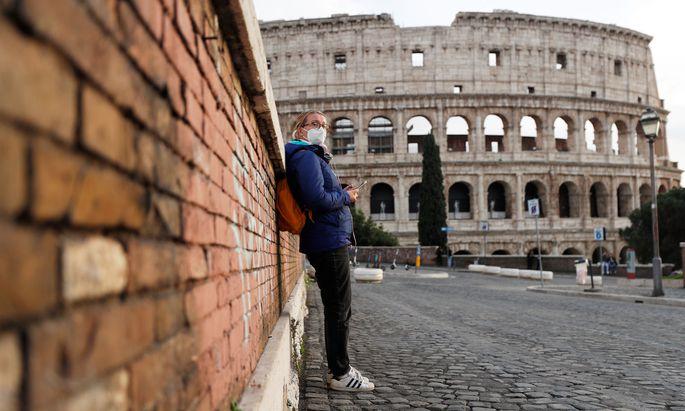 Italiens Coronadrama droht sich zu wiederholen.