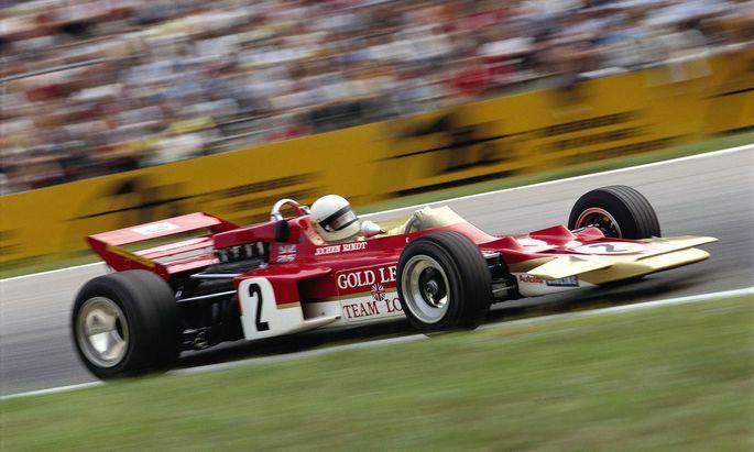 1970 HOCKENHEIMRING, Jochen Rindt