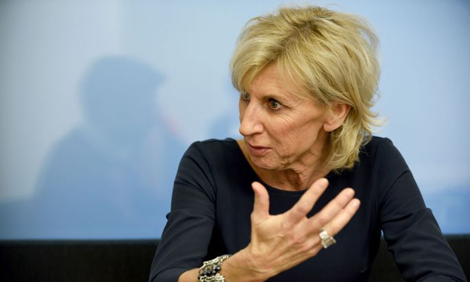 ÖVP-Vize-Generalsekretärin Gaby Schwarz