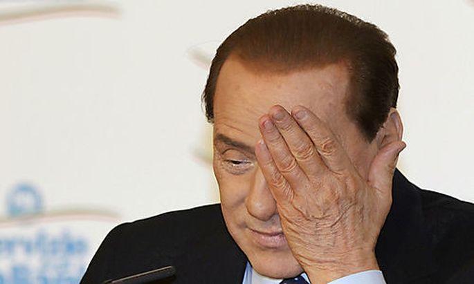 Silvio Berlsuconi