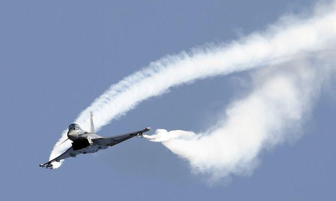 EurofighterDeal Zurueck Start