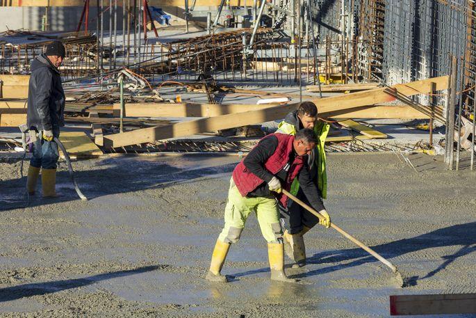 Baubranche: Kontrollen und Strafen wegen Lohn- und Sozialdumpings sollen verschärft werden