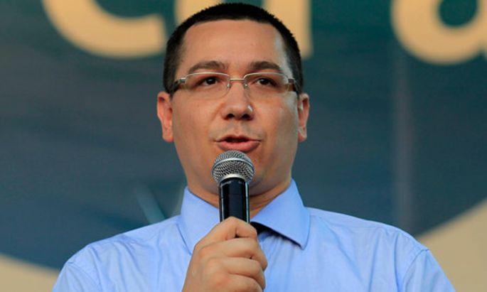 Rumaenien Ponta verzichtet MiniVolkszaehlung