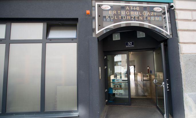 Symbolbild: Atib-Kulturzentrum in der Brigittenau.