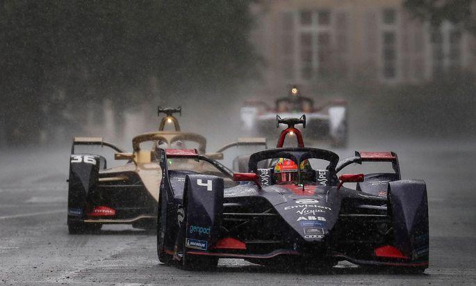 In Monaco rauchen wieder die Reifen.