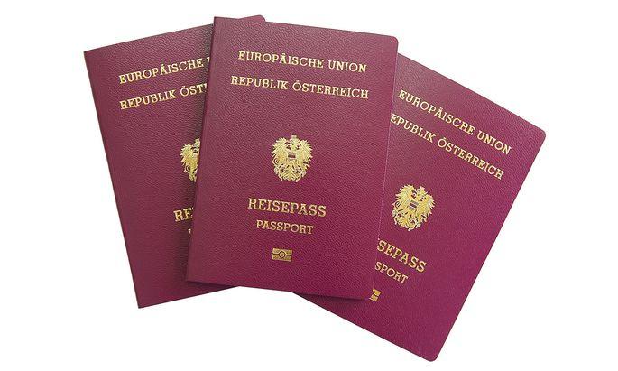 Österreichischer Reisepass