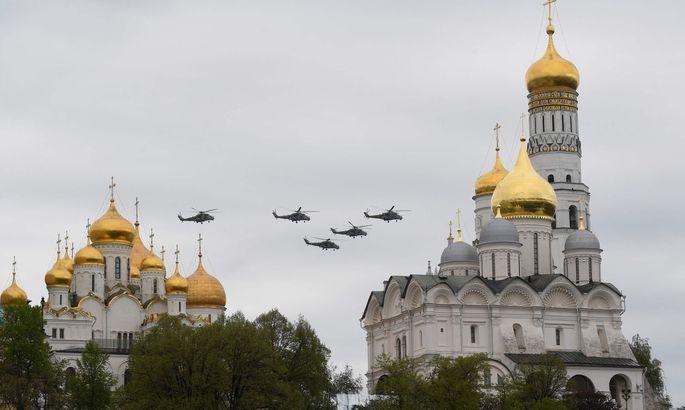 Der Kreml nimmt Österreich zum Vergleich.