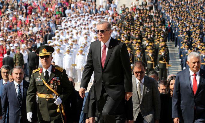 40 Regierungen, darunter die Türkei, haben in den letzten zwei Jahren ihren Rechtsstaat beschnitten.
