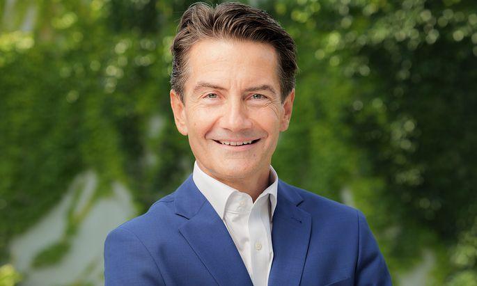 Roland Wei�mann bewirbt sich als ORF-Generaldirektor