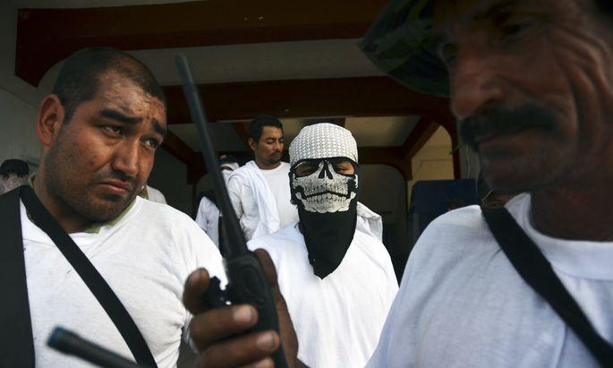 Vigilantes, Bürgerwehr, Mexico, Drogen