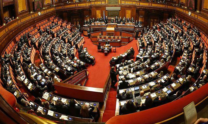 Italienischer Senat