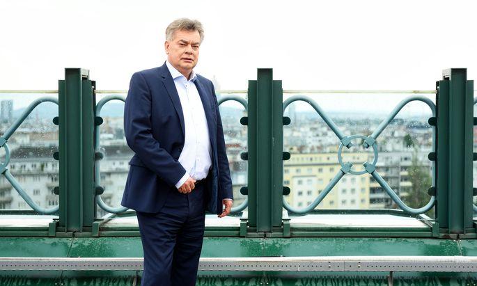 Nach einem Kurzurlaub ab Montag wieder im Büro: Vizekanzler und Grünen-Chef Werner Kogler.
