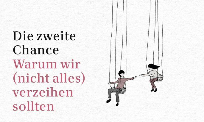 Susanne Boshammer Die zweite Chance Warum wir (nicht alles) verzeihen sollten. 240 S., geb., € 25,70 (Rowohlt Verlag, Hamburg)