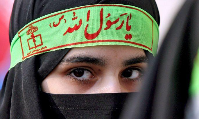 IranWahl Frauen duerfen nicht