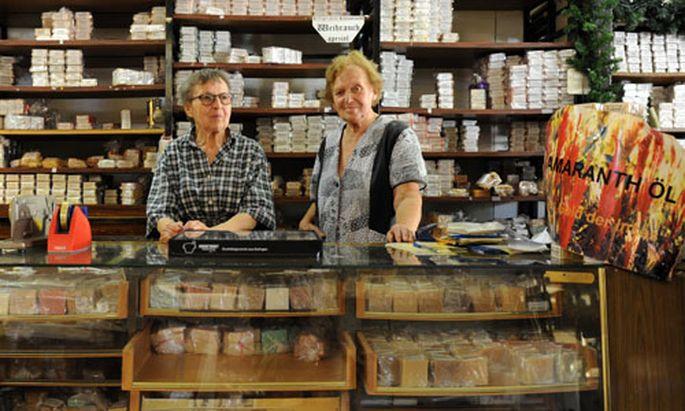 Gisela und Grete Weiss