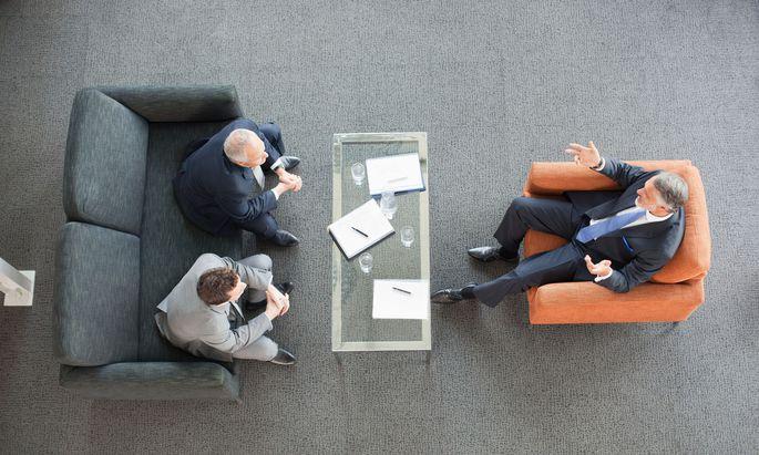 Gilt auch für Manager: Man lernt nie aus – und man kann nie vernetzt genug sein.