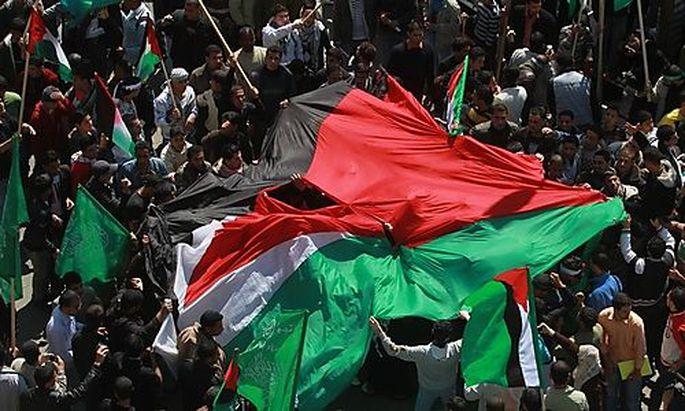 UNO sieht Bedingungen für Palästinenser-Staat erfüllt