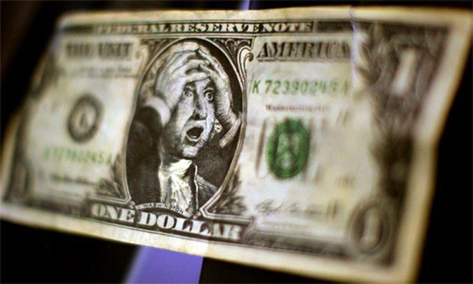 trickreiche Aufstieg Dollar Weltwaehrung