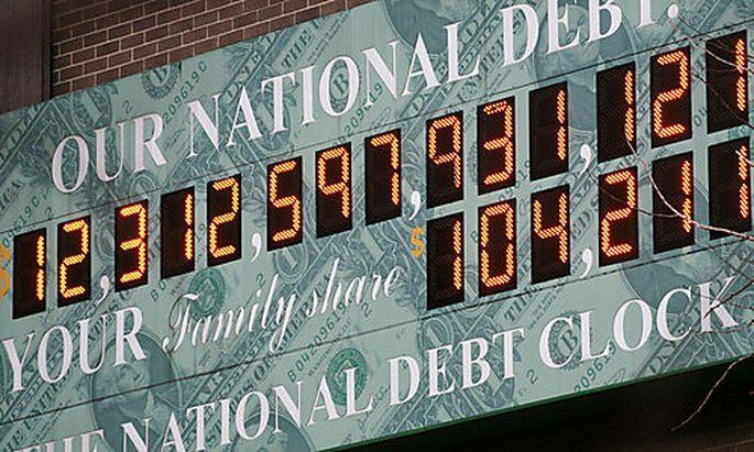 debt, deficit