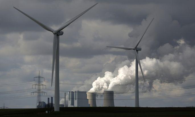 Energie, Ökostrom, Industrie