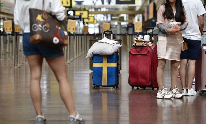 Ab sofort gültig: Coronabedingte Reisewarnung für Schweden aufgehoben - Reise