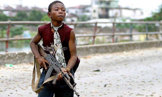 Kindersoldaten