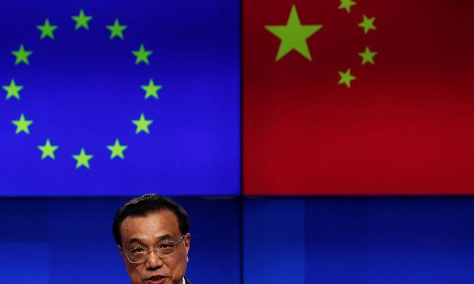 Chinas Premier Li Keqiang.