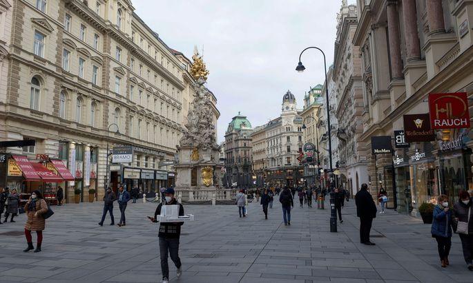 Auf Grundlage der Novelle können die Eintrittstests im Handel in Ostösterreich wie geplant in Kraft treten.