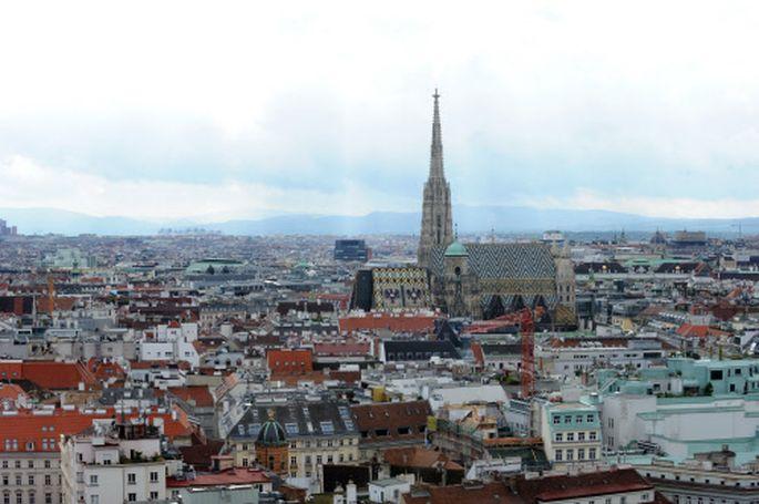 Wien verlor gleich wie andere europäische Städte an Attraktivität.