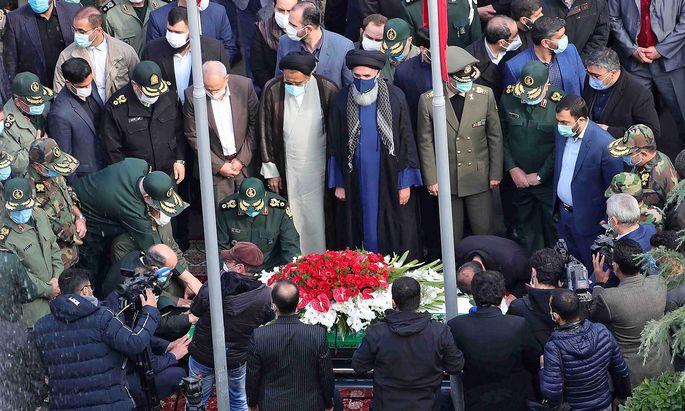 Iran - Regierung macht auch USA für Tötung von Atomwissenschaftler verantwortlich