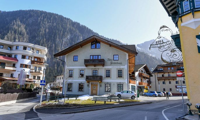 Mayrhofen im Zillertal, Bezirk Schwaz