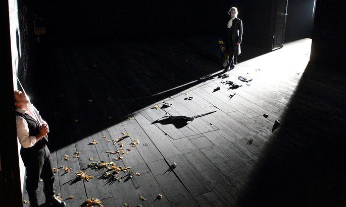 """Repertoiretauglich: Henzes """"Homburg"""" mit C. Gerhaher im Theater an der Wien."""
