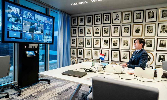 Der niederländische Finanzminister Wopke Hoekstra steht wegen seiner harten Haltung Südeuropa gegenüber in der Kritik.