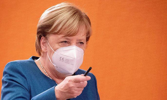 Kanzlerin Angela Merkel berät am Mittwoch mit den Länderchefs über weitere Maßnahmen.