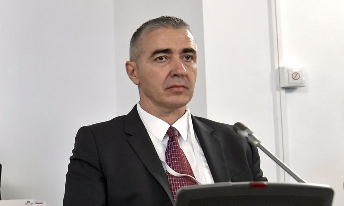 Wolfgang Preiszler, Einsatzleiter bei der Hausdurchsuchung im BVT