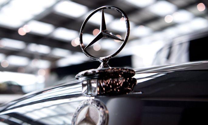 Daimler ruft weniger Diesel-Fahrzeuge zurück als gedacht