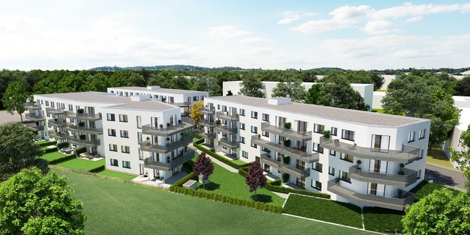 Baden: Dachgleiche für Eigentumswohnungen erreicht