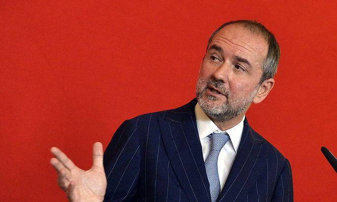 "Regierung - Drozda kritisiert ""Oppositionspolitiker"" Kurz"