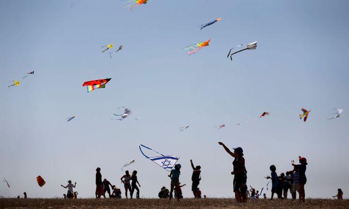 Die israelische Gesellschaft ist bunt und schillernd.