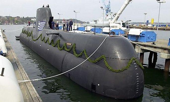U-Boote des Typs 214