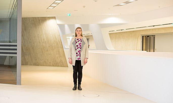 Gloria Kutscher hat sich schon früh für das Thema Diversität interessiert und mit ihrer Dissertation voriges Jahr zwei Wissenschaftspreise gewonnen.