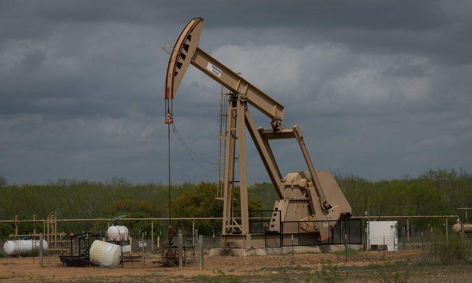 Ölpreis stürzt erstmals ins Negative