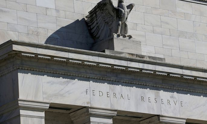 FILE PHOTO: FILE PHOTO: FILE PHOTO: FILE PHOTO: FILE PHOTO: Federal Reserve Board building on Constitution Avenue is pictured in Washington