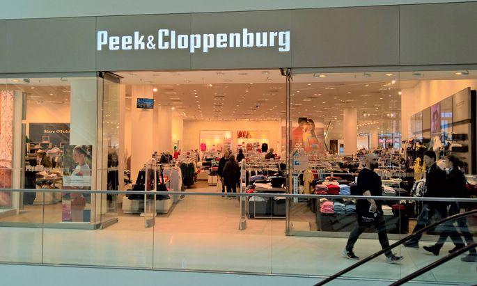 Peek Und Cloppenburg At