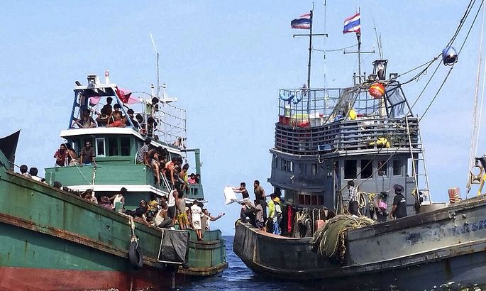 Das Geschäftsmodell der der Schlepper- und Schmugglerorganisationen soll zerstört werden.