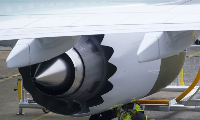 Die zu großen Triebwerke der 737 Max waren Teil des aerodynamischen Problems. Gelöst werden soll es mittels Software.