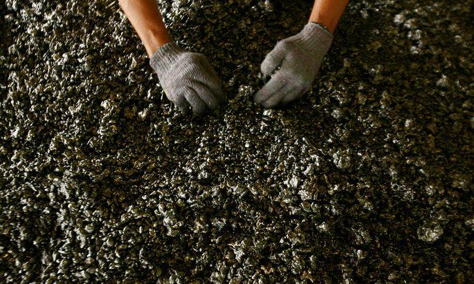 Nickelgewinnung in Indonesien. Der Bedarf an dem Rohstoff dürfte weiter steigen.